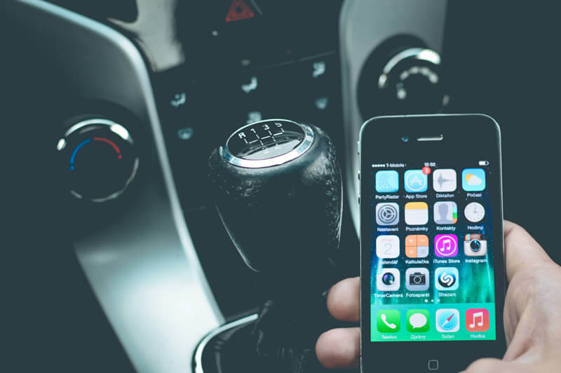New penalties for using a mobile phone when Driving